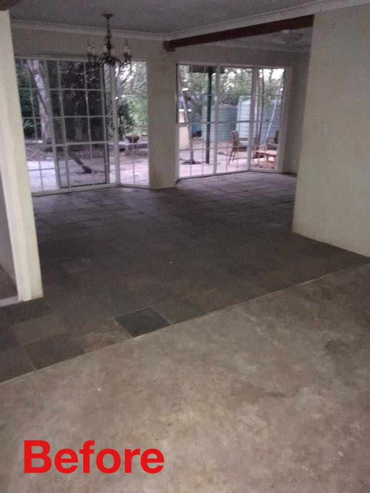 Slate Tile Removal Mondo Destructo Demolition